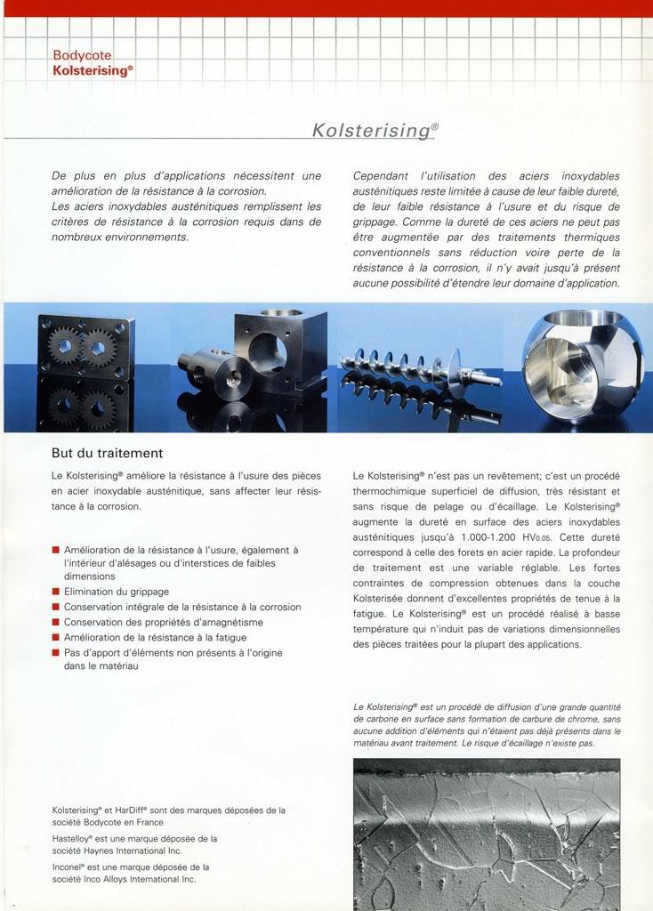 Tegiment : technologie Page2