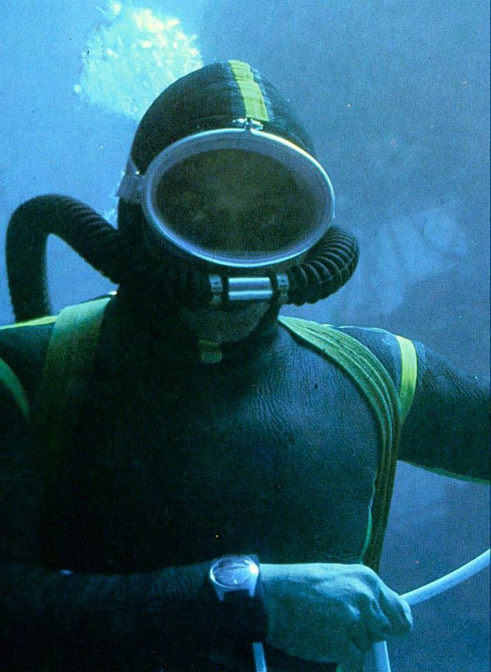 """quelles sont ces montres de l'épopée """"Cousteau"""".. Cousteauaquastar"""