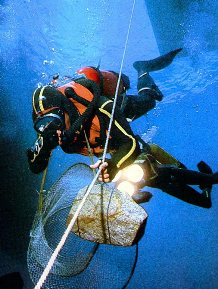"""quelles sont ces montres de l'épopée """"Cousteau"""".. Cousteauconsole"""