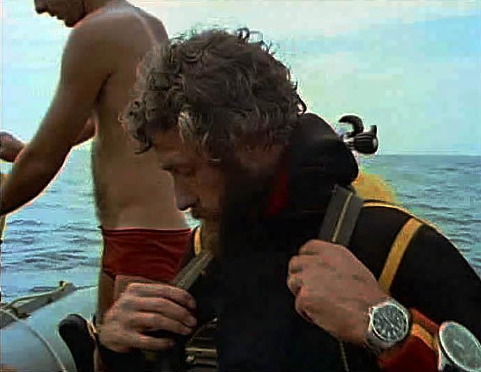 """quelles sont ces montres de l'épopée """"Cousteau"""".. Coustrausub"""