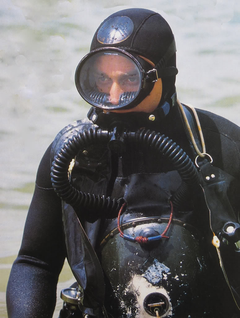 Geant vert ou l'agent 004 : une plongée dans l'histoire ! (Oxygers inside) NC01