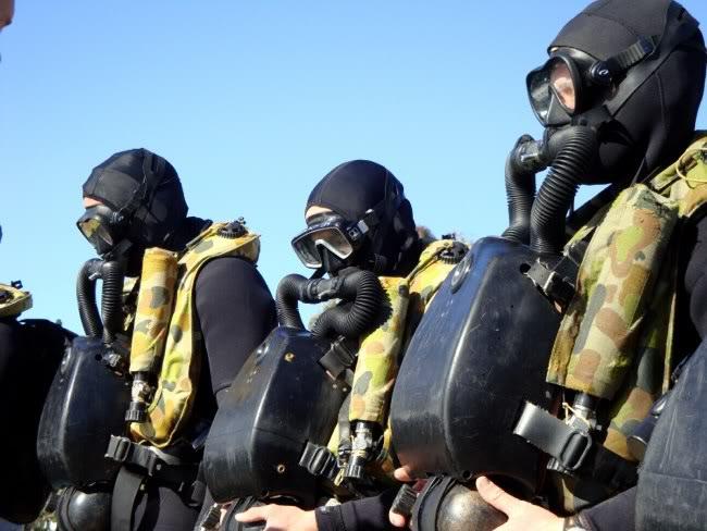 V. recycleurs ventraux : utilisation actuelle : militaire Australia1