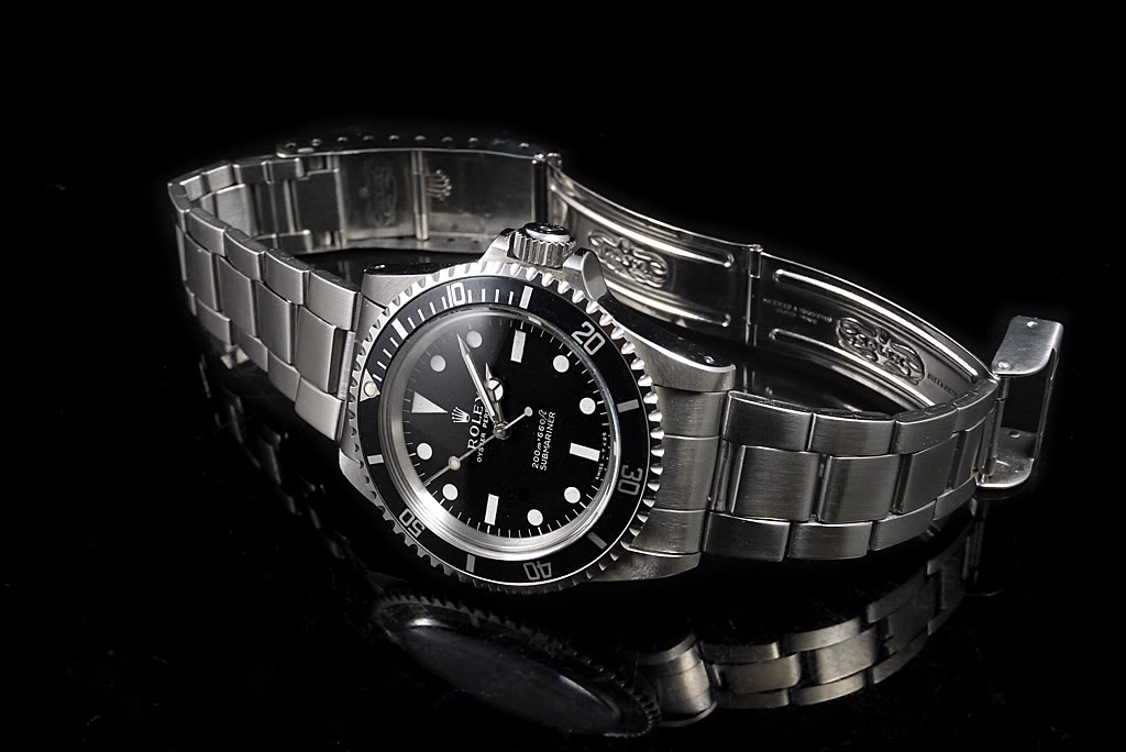 rolex - Le match du mois de septembre 2014 : Rolex 5513 face à Omega Seamaster 300 (le duel des mamies) 5513serie607