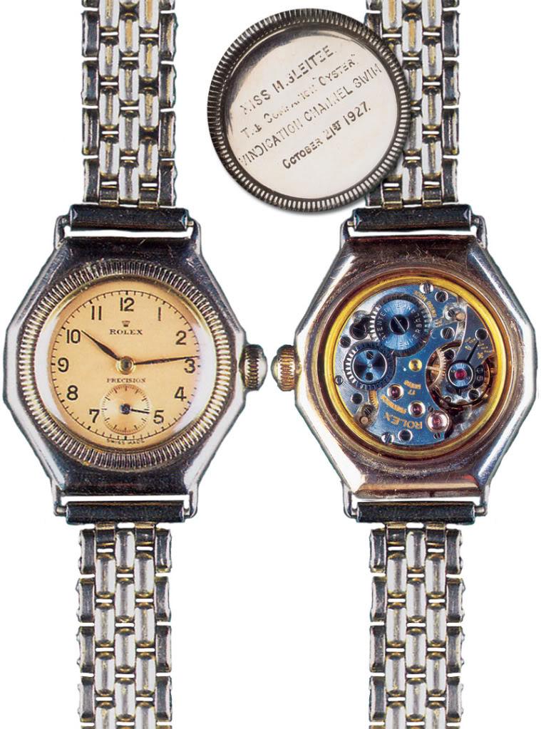 mother of all partie I (la saga des montres de plongée : la 1ere montre étanche) Mercedes-Watch-Oyster-Detail2
