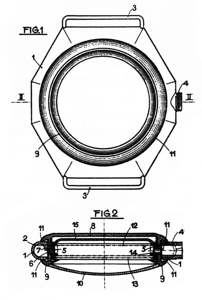mother of all partie I (la saga des montres de plongée : la 1ere montre étanche) Rolex-Oyster-Patent-1926