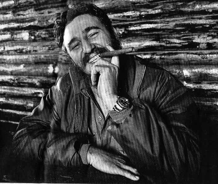 une GMT dans tous ces états ... Fidel-castro-rolex