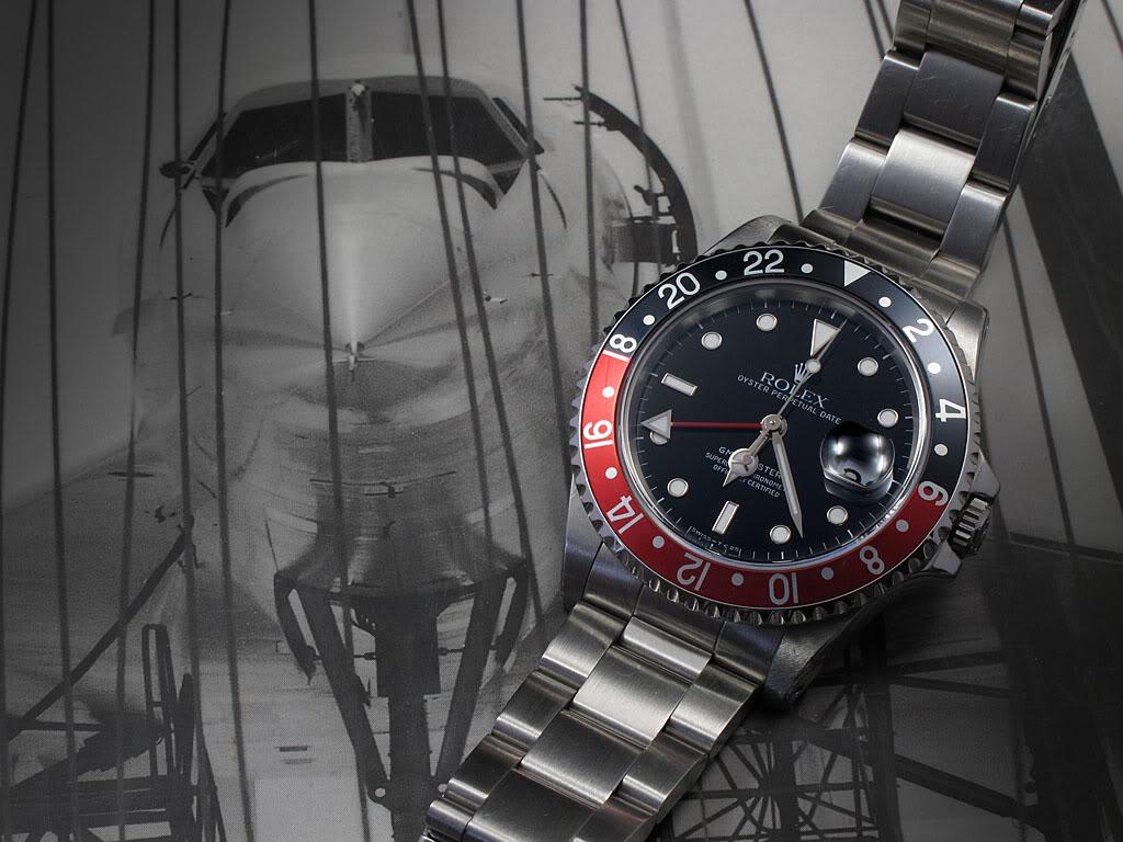 Rolex GMT Master II 16710 : la Rolex avec de l'aviation dedans ... GmtII04