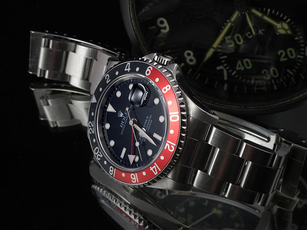 Rolex GMT Master II 16710 : la Rolex avec de l'aviation dedans ... GmtII07