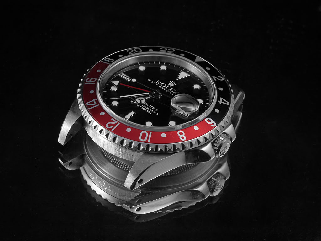 Rolex GMT Master II 16710 : la Rolex avec de l'aviation dedans ... GmtII08