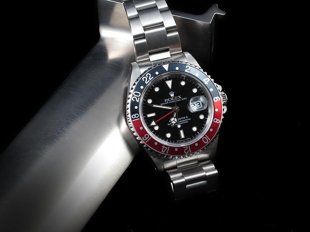 Rolex GMT II - 16710 Gmtmetal3