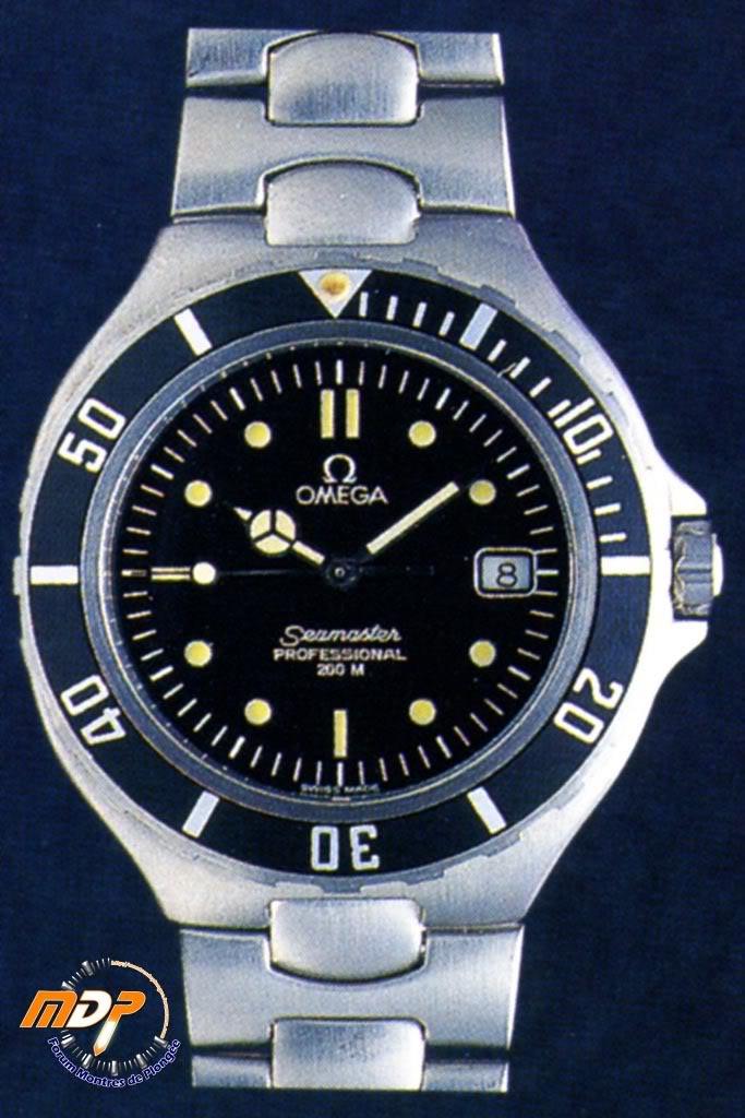 Les Seamaster dans les eighties ... Sea200