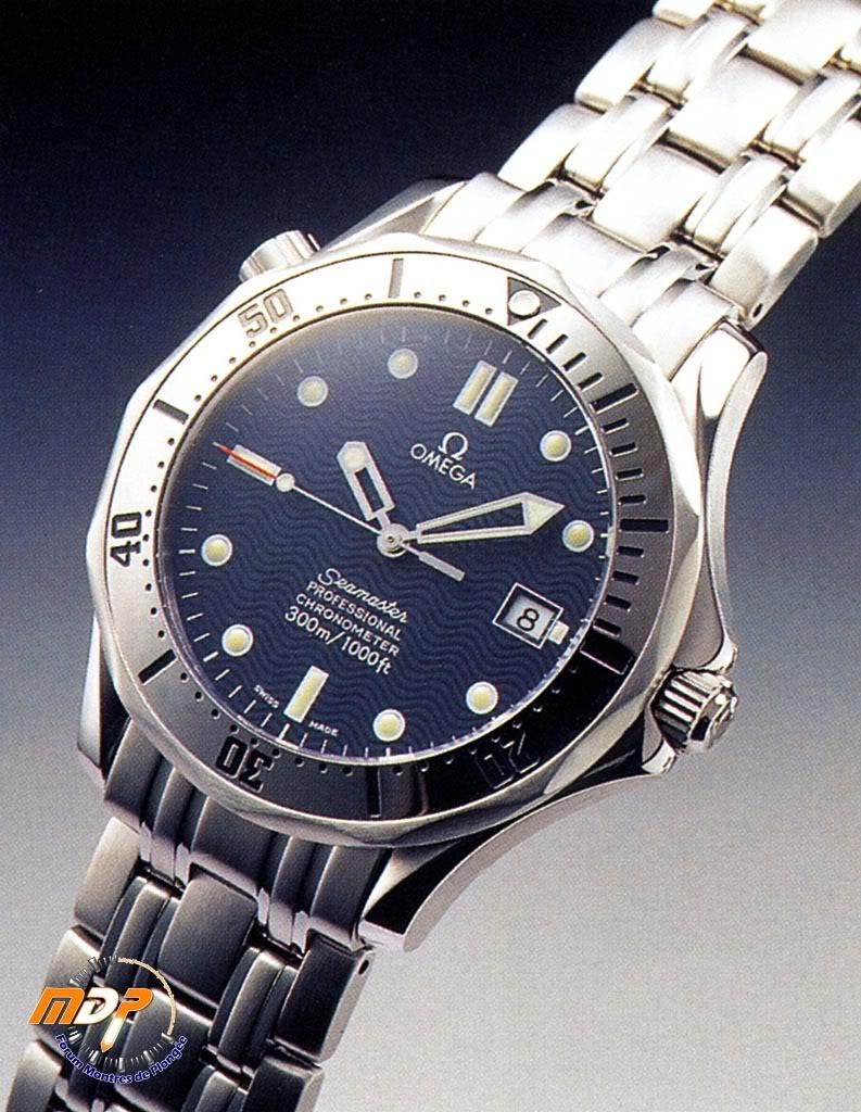 Les Seamaster dans les eighties ... Sea300