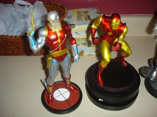 "Statue IRON-MAN ""classic"" (2°version) DSC06246"
