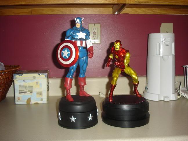 "Statue IRON-MAN ""classic"" (2°version) DSC06258"