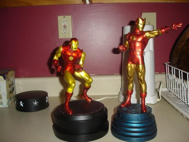 "Statue IRON-MAN ""classic"" (2°version) DSC06260"