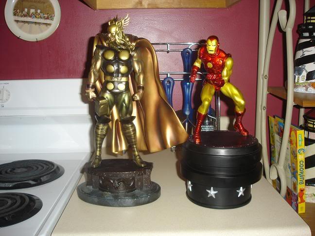 "Statue IRON-MAN ""classic"" (2°version) DSC06261"