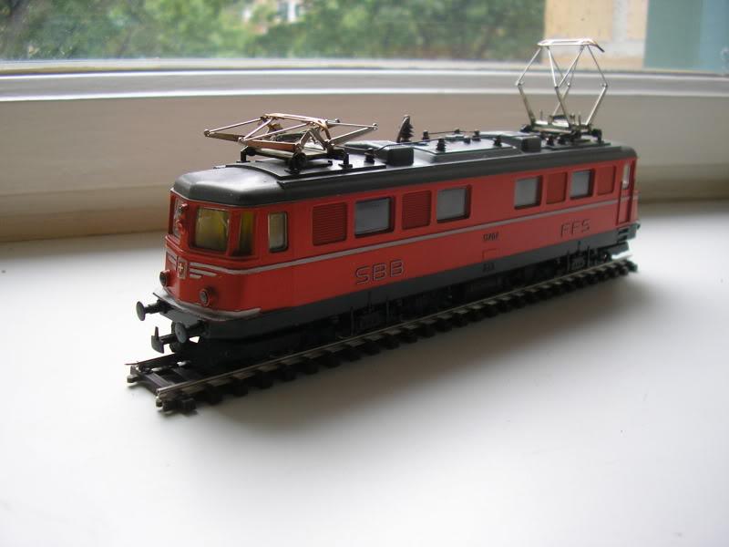 Kleinbahn Ae 6/6 11404 SBB 66