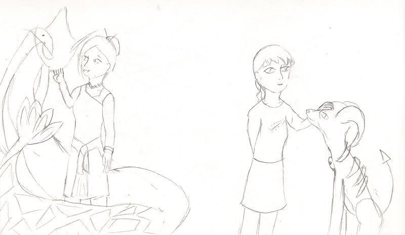 Oops I accidentally art Pokeallards