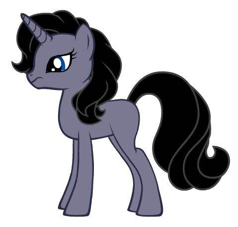 My Little Pony: Boredom is Magic Ponysigrun