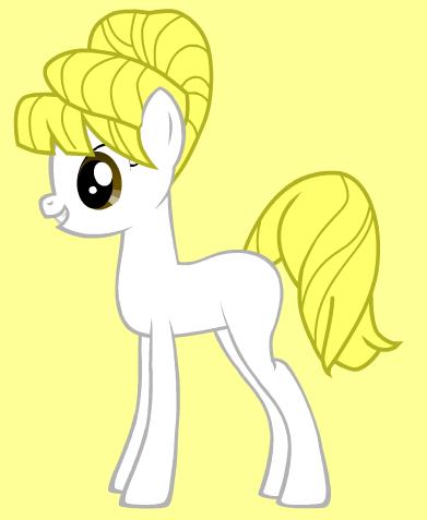 My Little Pony: Boredom is Magic Sispony