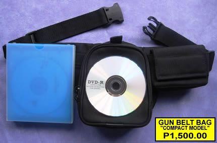 FS: Compact GUN BELT BAG GBB-M3-1-1