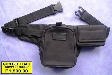 FS: Compact GUN BELT BAG GBB-M3-2