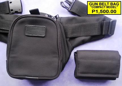 FS: Compact GUN BELT BAG GBB-M3-3