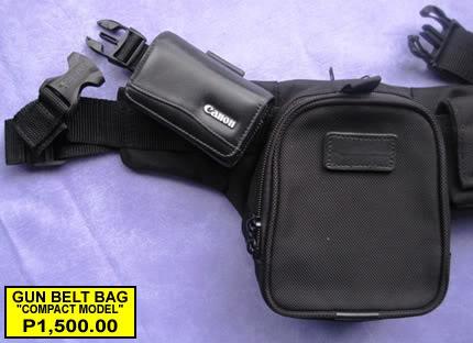 FS: Compact GUN BELT BAG GBB-M3-4