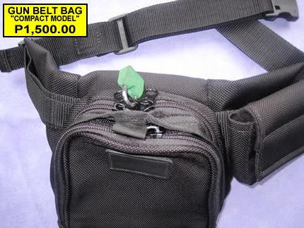 FS: Compact GUN BELT BAG GBB-M3-5