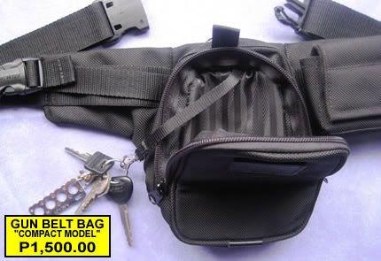 FS: Compact GUN BELT BAG GBB-M3-6
