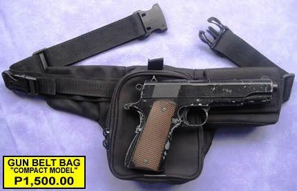 FS: Compact GUN BELT BAG GBB-M3-7