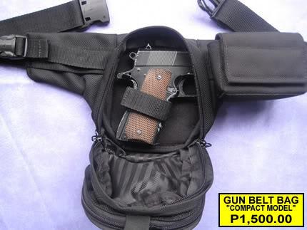 FS: Compact GUN BELT BAG GBB-M3-8