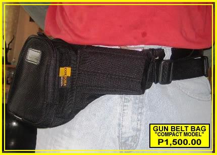 FS: Compact GUN BELT BAG GBB-M3-B2-1