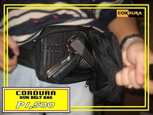 FS: Cordura GUN BELT BAG BG-GBB-01