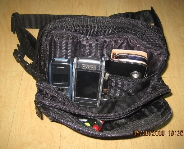 FS: Cordura GUN BELT BAG BG-GBB-05