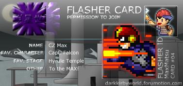 Flasher Cards! Makingassf2flashercardCZMax01onlyon