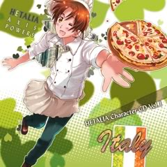 Hetalia Axis power Cover