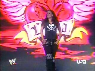 trish lita vs jacqueline Amy