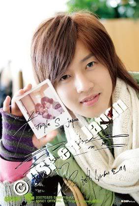 Penyanyi solo or group Korea pilihan korg.. HyunJoong2