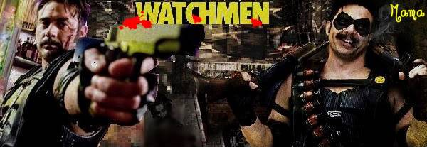 Eyecon roving reporter Watchmensig