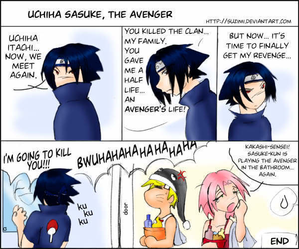pics and comics Sasukesdream