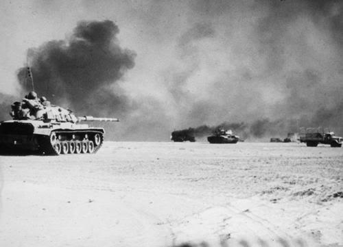 صور جديدة و حصرية لحرب اكتوبر 1973 (يوم الغفران)(Yum Kippur) 17-4