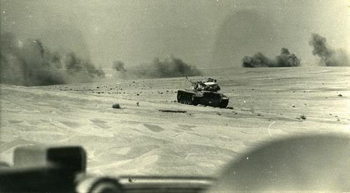 صور جديدة و حصرية لحرب اكتوبر 1973 (يوم الغفران)(Yum Kippur) 18-4