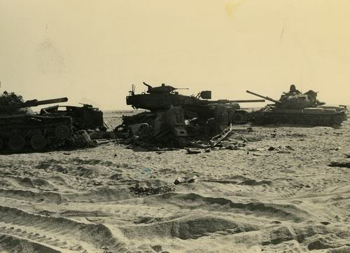 صور جديدة و حصرية لحرب اكتوبر 1973 (يوم الغفران)(Yum Kippur) 23-3