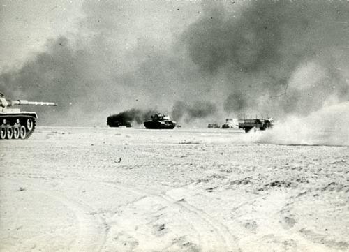 صور جديدة و حصرية لحرب اكتوبر 1973 (يوم الغفران)(Yum Kippur) 26-3