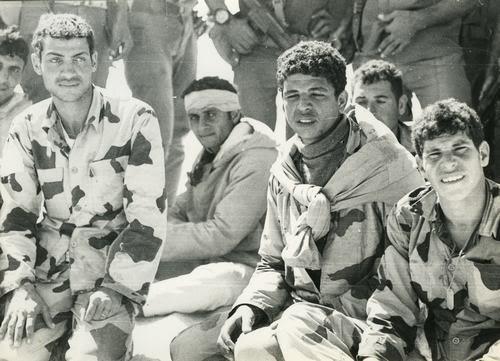 صور جديدة و حصرية لحرب اكتوبر 1973 (يوم الغفران)(Yum Kippur) 35-2