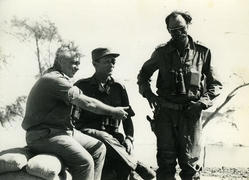 صور جديدة و حصرية لحرب اكتوبر 1973 (يوم الغفران)(Yum Kippur) 41-2