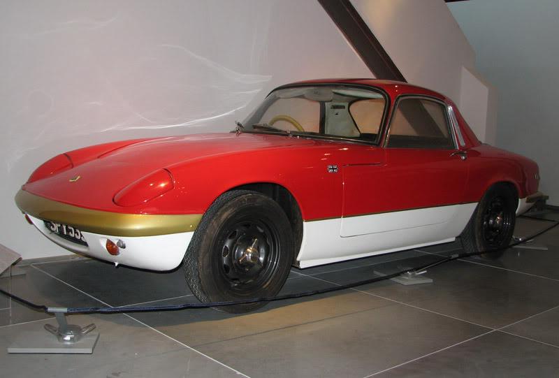 Elan s4 se  1965-LotusElanSprintS3Coupe