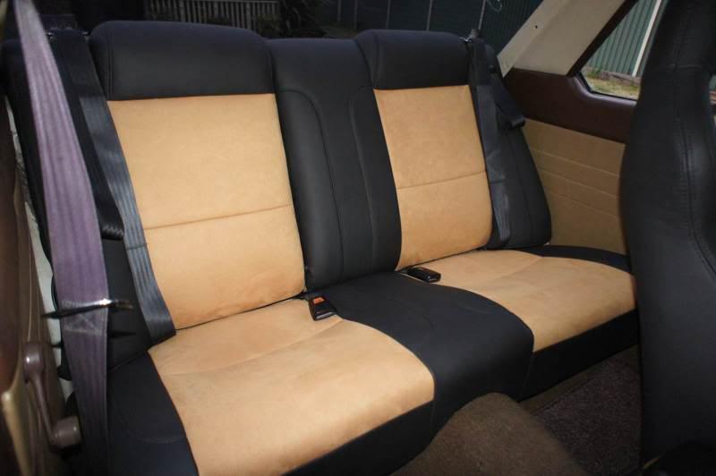 Mazda 626 CB2 Seat4