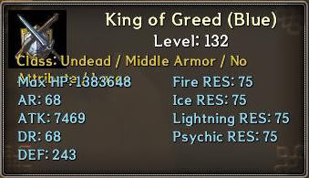 Team Arena - Daily Instanced Raid KingofGreedStats